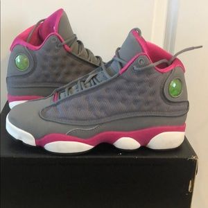 Girls Air Jordan 13
